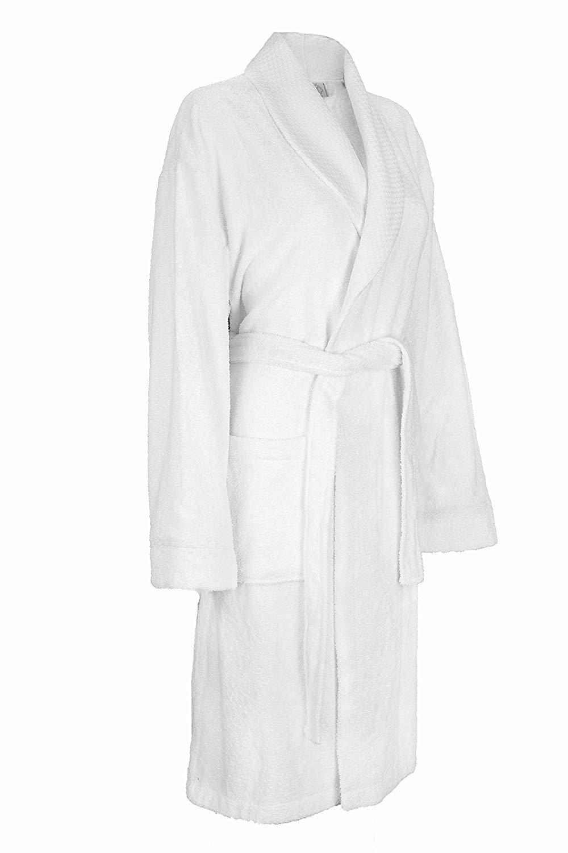 高端设计柔软舒适男女通用酒店浴袍