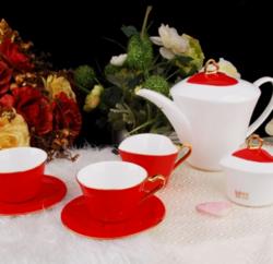 尊上系列 婚庆茶具
