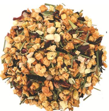 漢方香草輕奢德國風味花果茶(水果茶/果粒茶)