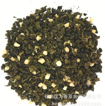 漢方香草風味烏龍茶(調味烏龍茶)