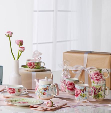 Rose Cottage   玫瑰花园系列餐具
