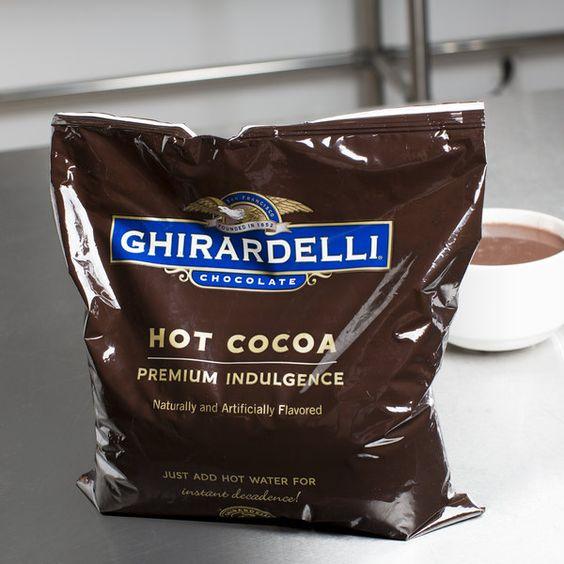 吉尔德利浓情巧克力粉