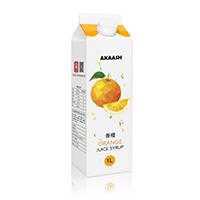 德创香橙高果汁