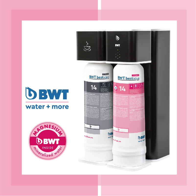 【设备保护&口感提升】BWT bestaqua14 ROC Coffee 咖啡饮品水质优化系统