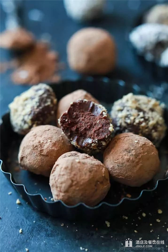巧克力狗,芭芭拉,松露巧克力,生巧,巧克力,多的是你不知道的事!