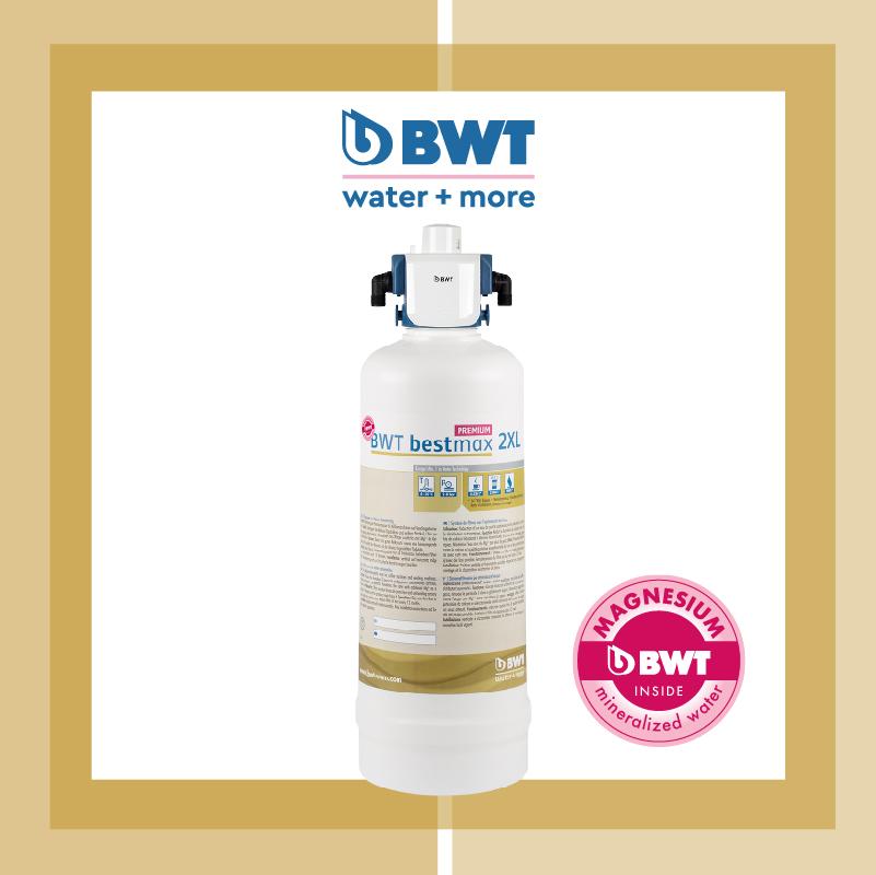 【口感提升】BWT bestmax PREMIUM 2XL Mg2+净水器