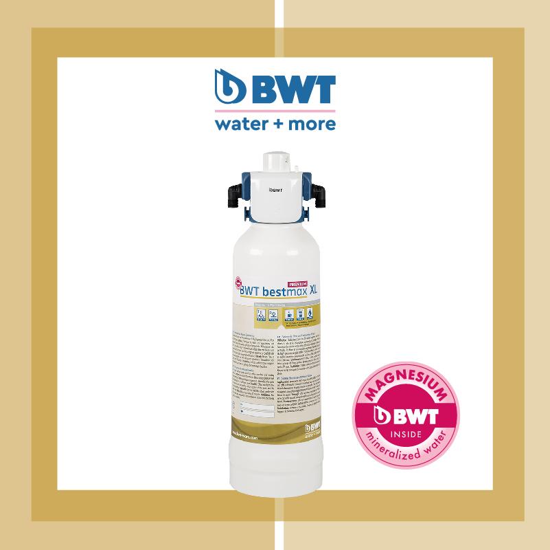 【口感提升】BWT bestmax PREMIUM XL Mg2+净水器