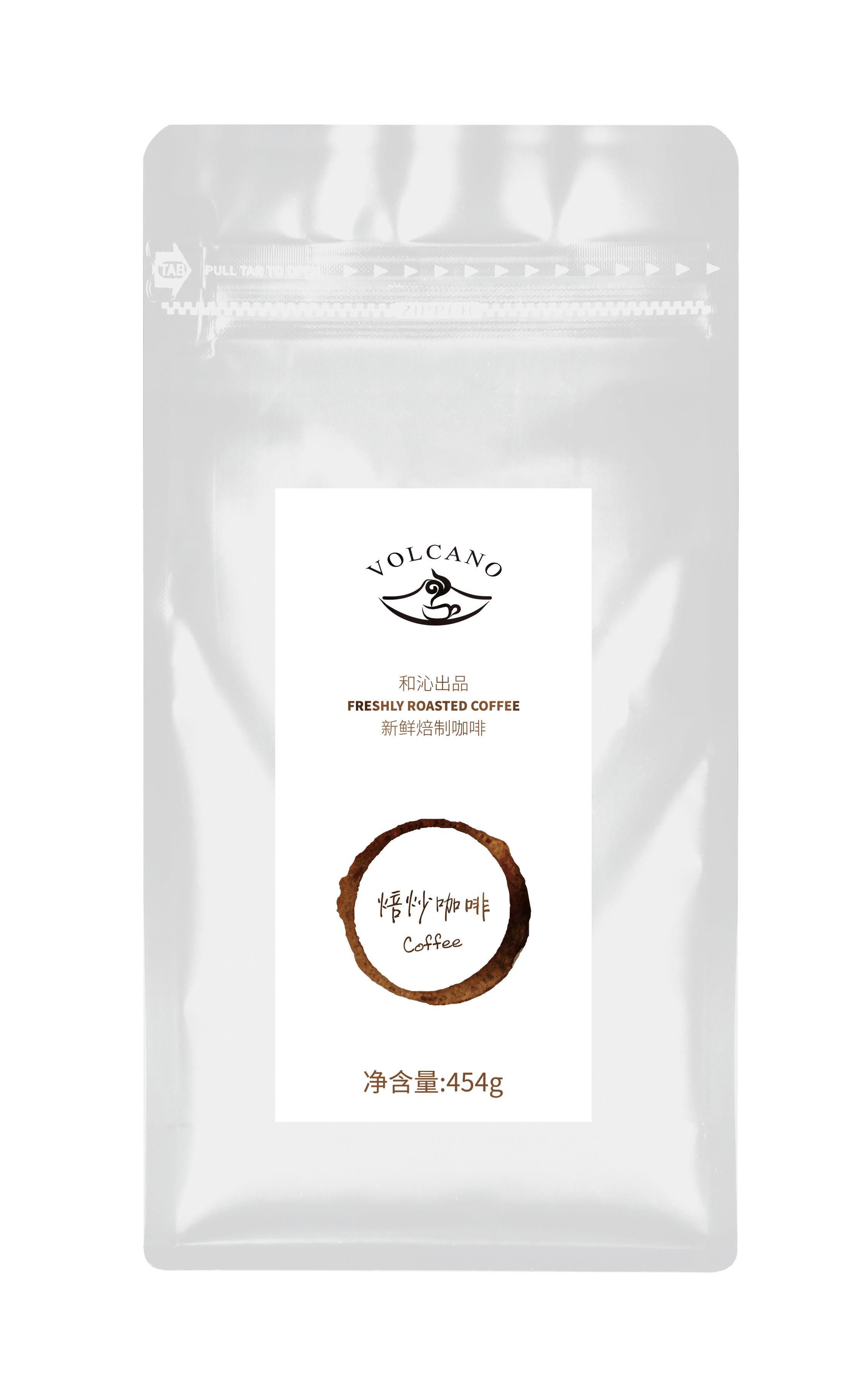 VOLCANO焙炒咖啡