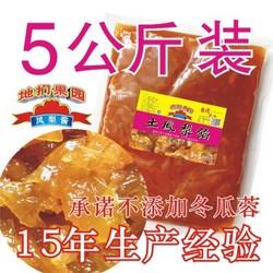 台湾风味土凤梨馅5公斤装