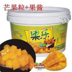 果乐芒果馅5公斤X4桶装