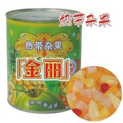 金丽热带杂果850gX24罐
