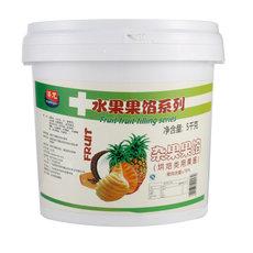 杂果果馅5kg/桶