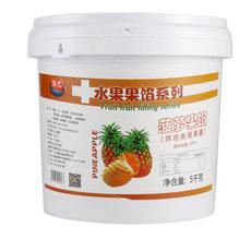 美味水果果馅5kg/桶