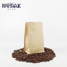 现货半磅250g咖啡豆气阀包装袋