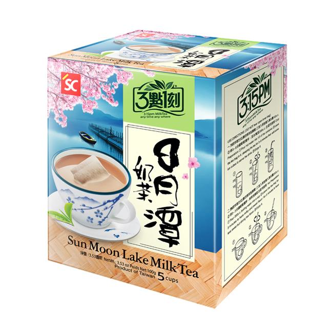 3點1刻日月潭奶茶