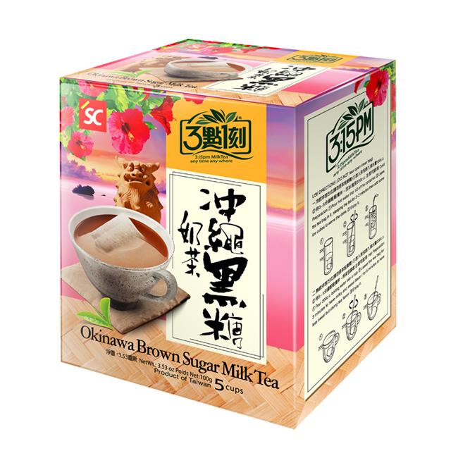 3點1刻沖繩黑糖奶茶