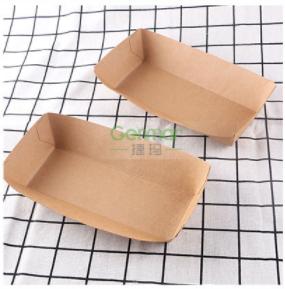 牛皮纸敞口盒
