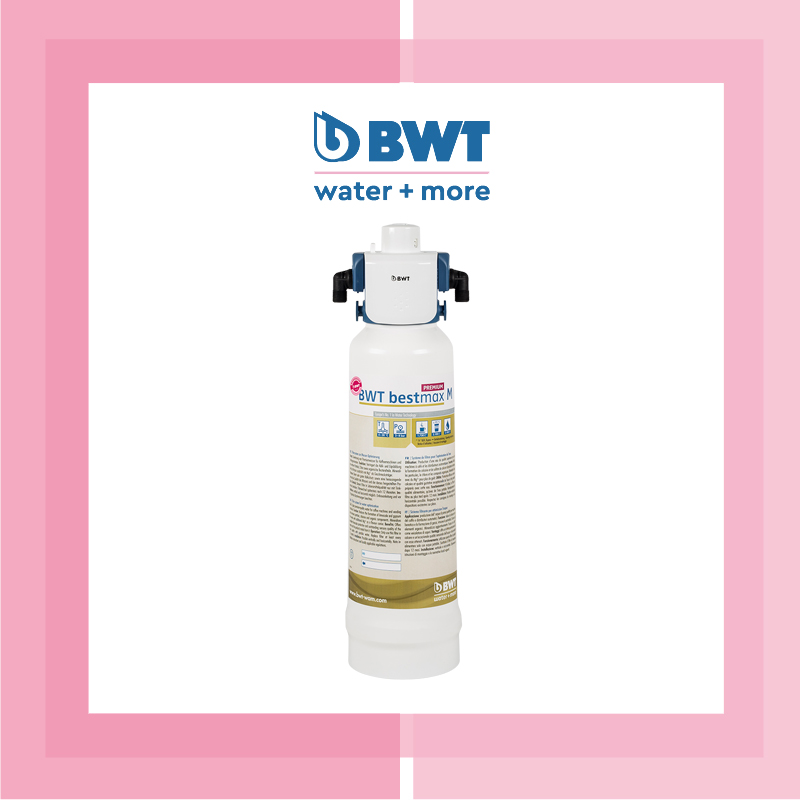 BWT bestmax PREMIUM M 净水器 原装进口【提升口感&保护设备】