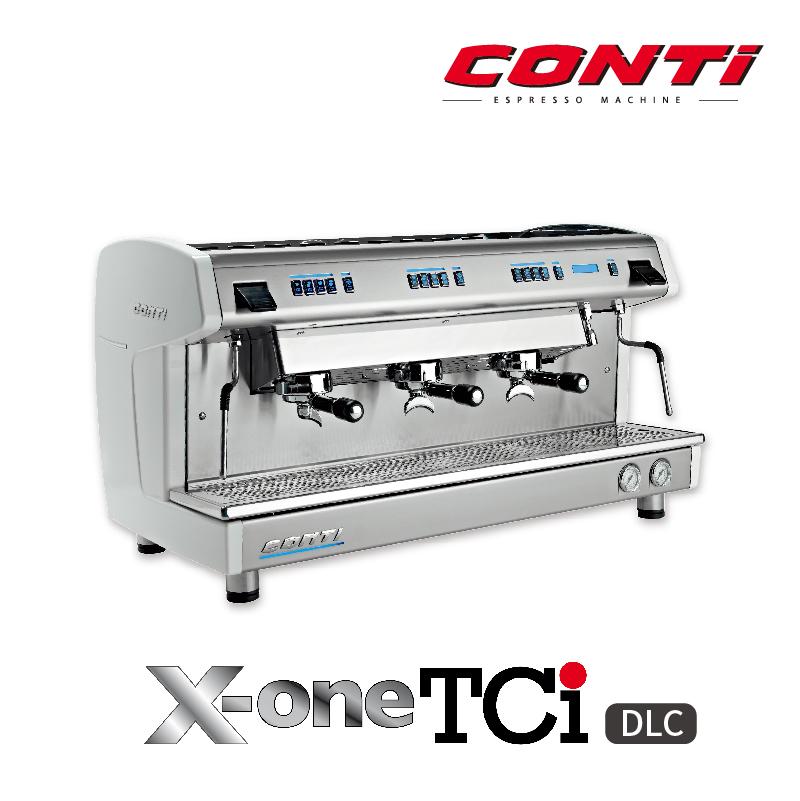 法國Conti 半自動咖啡機 Xone TCI DLC 3G 白色
