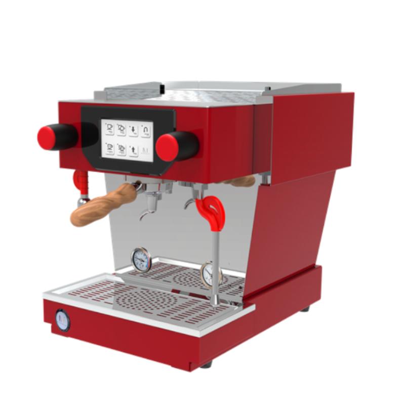 诺道夫智能咖啡机 NDF-C1 商用小体积半自动咖啡机