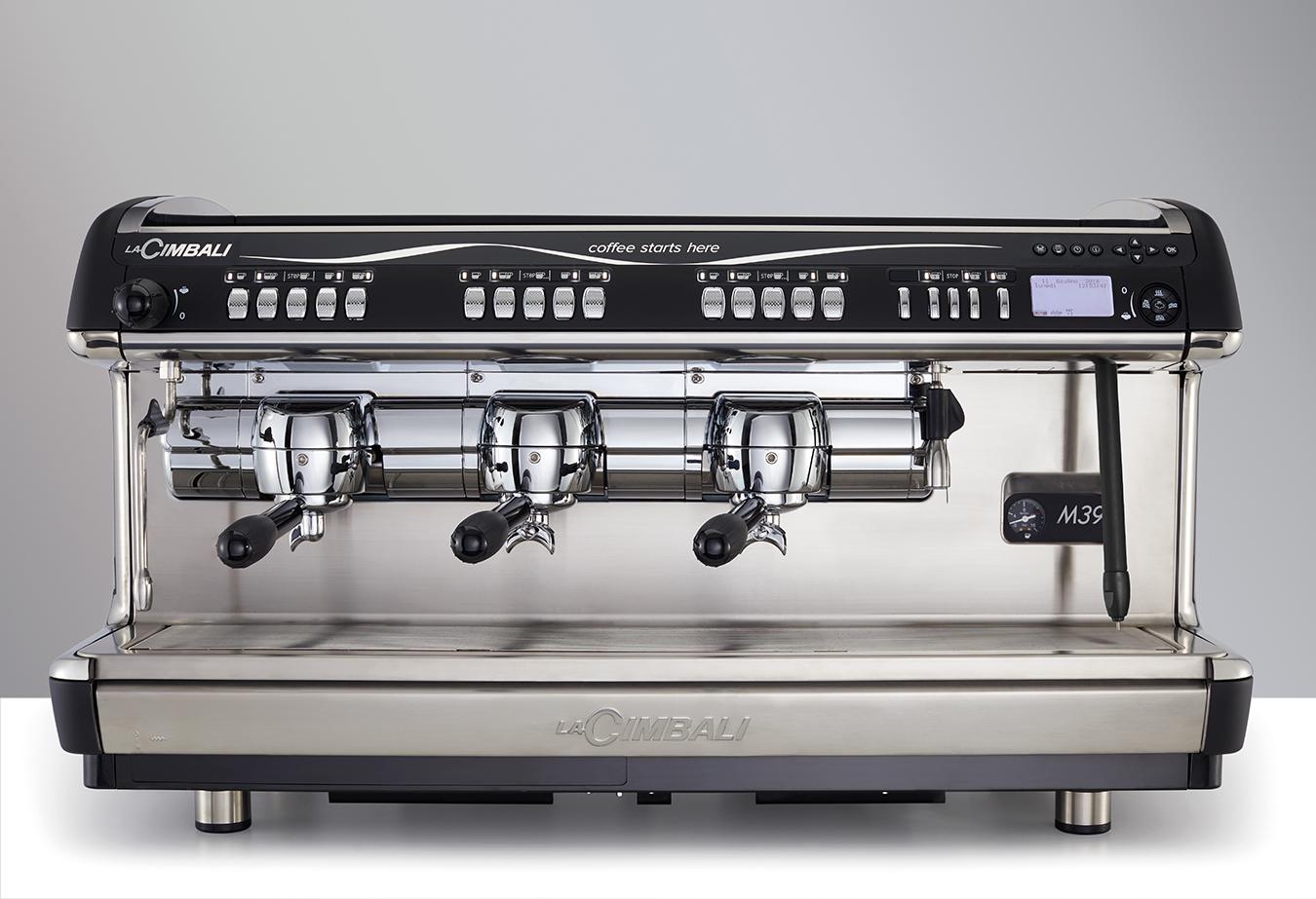 LaCimbali金巴利咖啡机M39RE