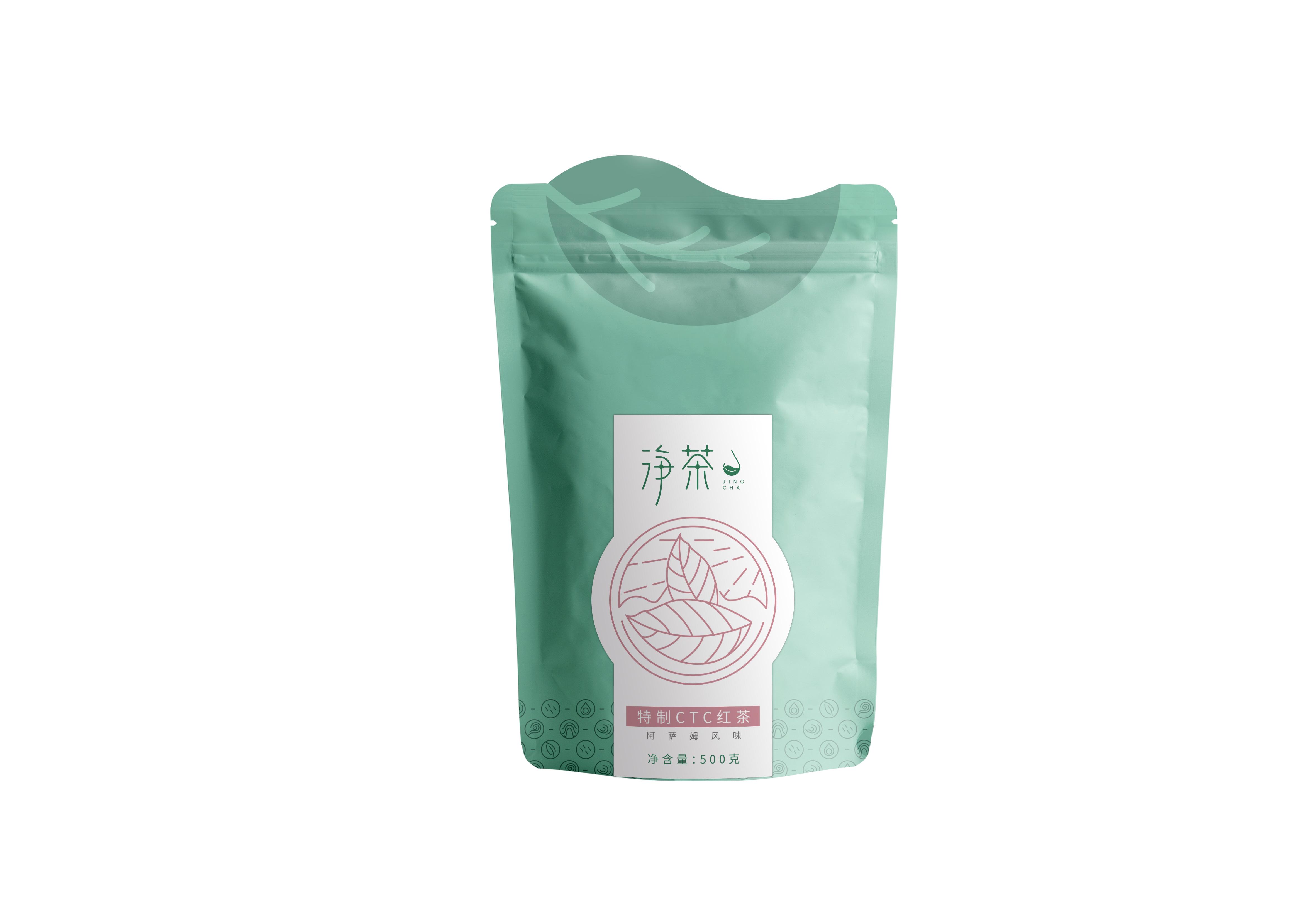 净叶—特制CTC红茶(阿萨姆风味)