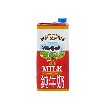 荷兰皇家菲仕兰 黑白全脂牛奶