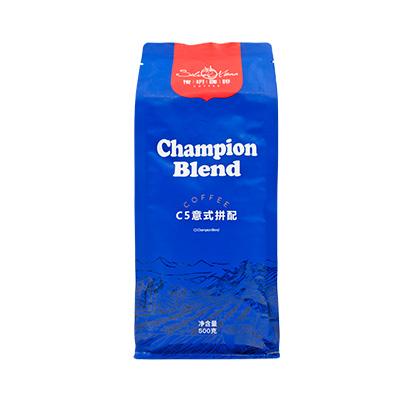 银玥 C5意式拼配咖啡豆