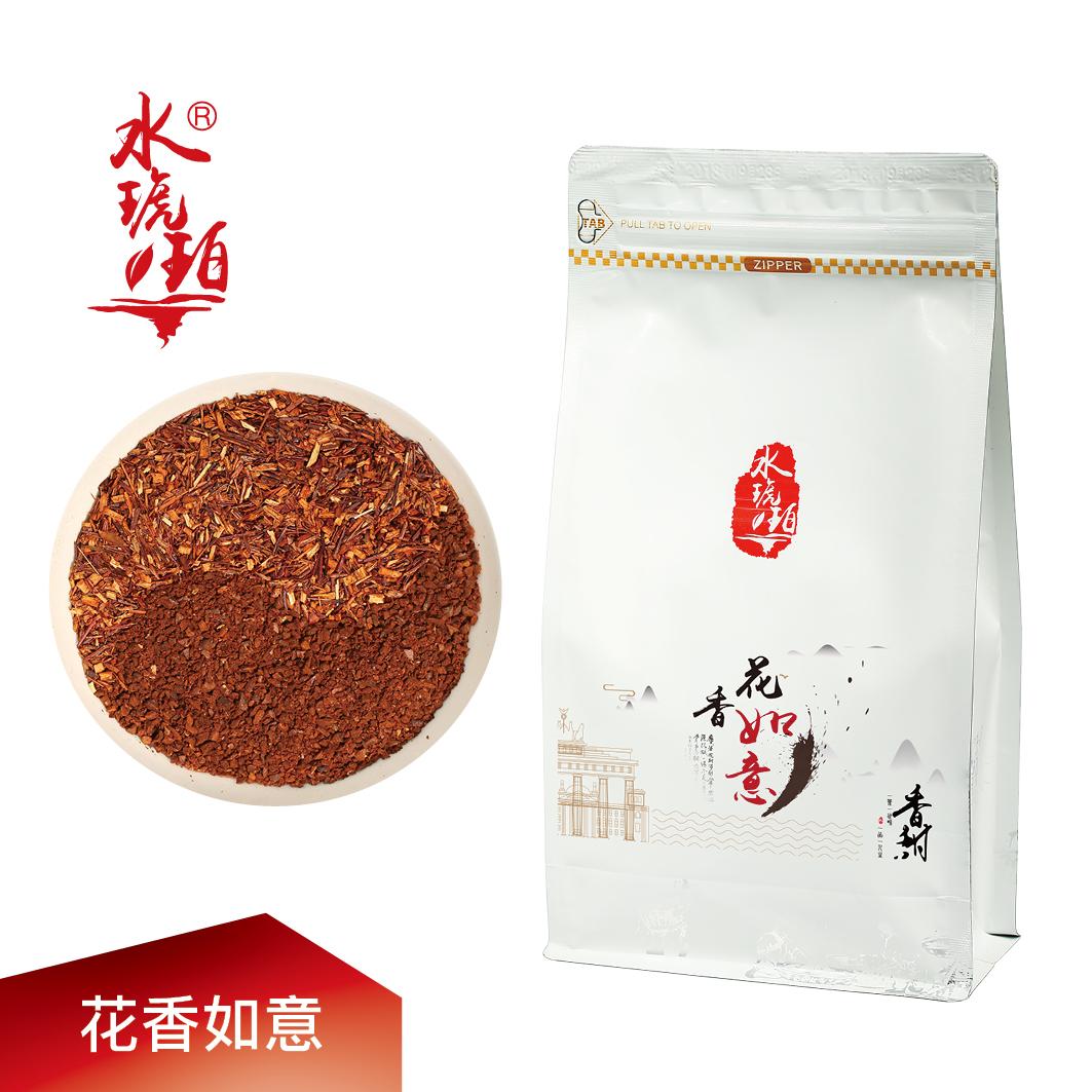 水琥珀·花香如意·茶咖汇·500g·散装