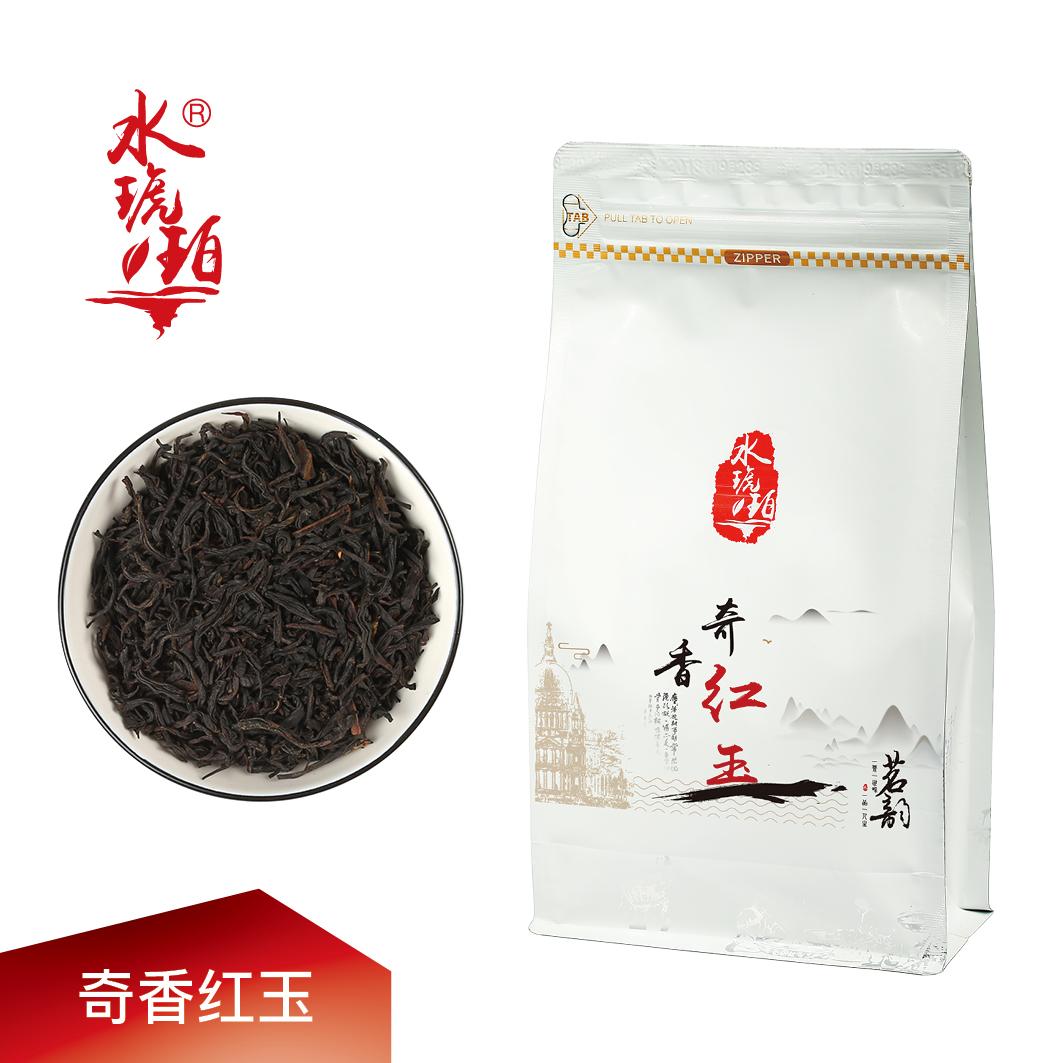 水琥珀·奇香红玉·红茶·500g·散装