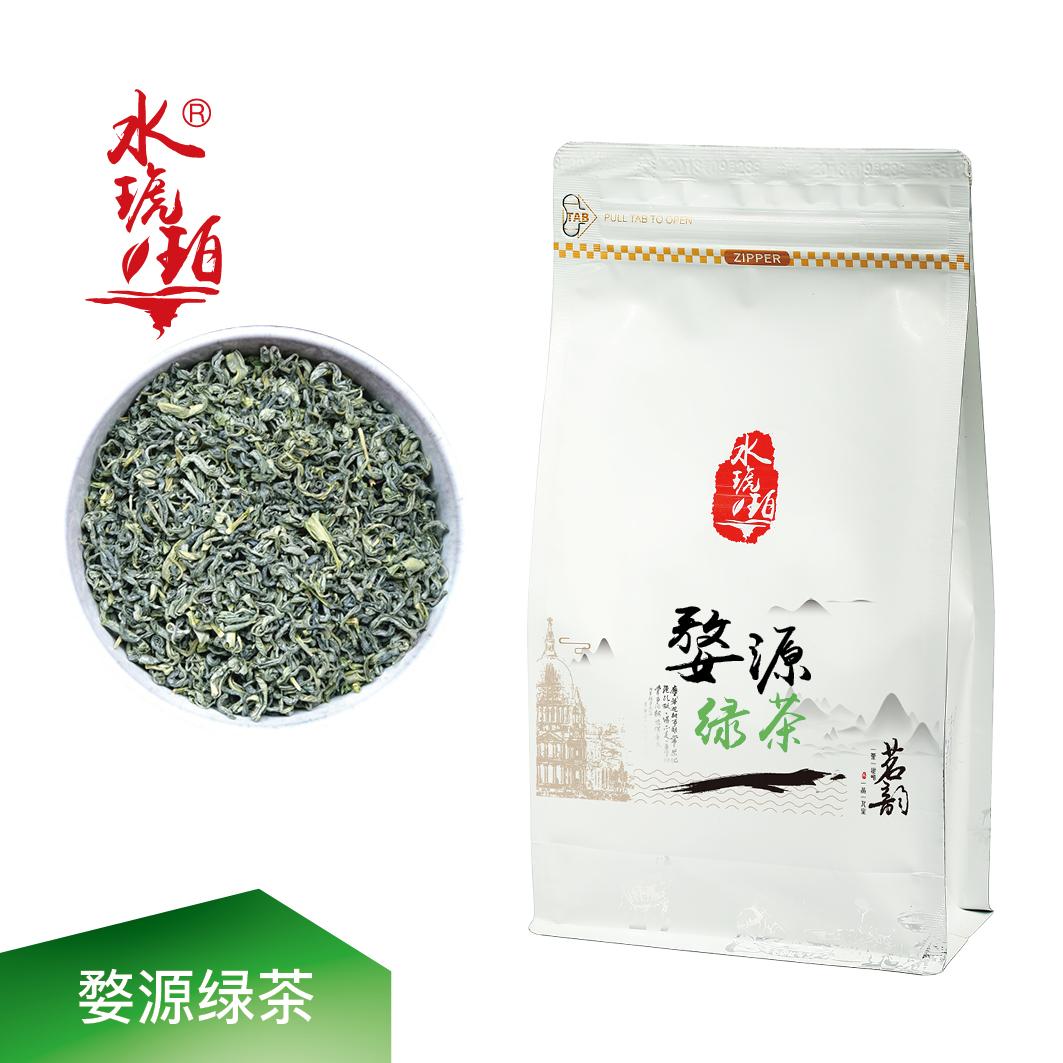 水琥珀·婺源绿茶·绿茶·500g·散装