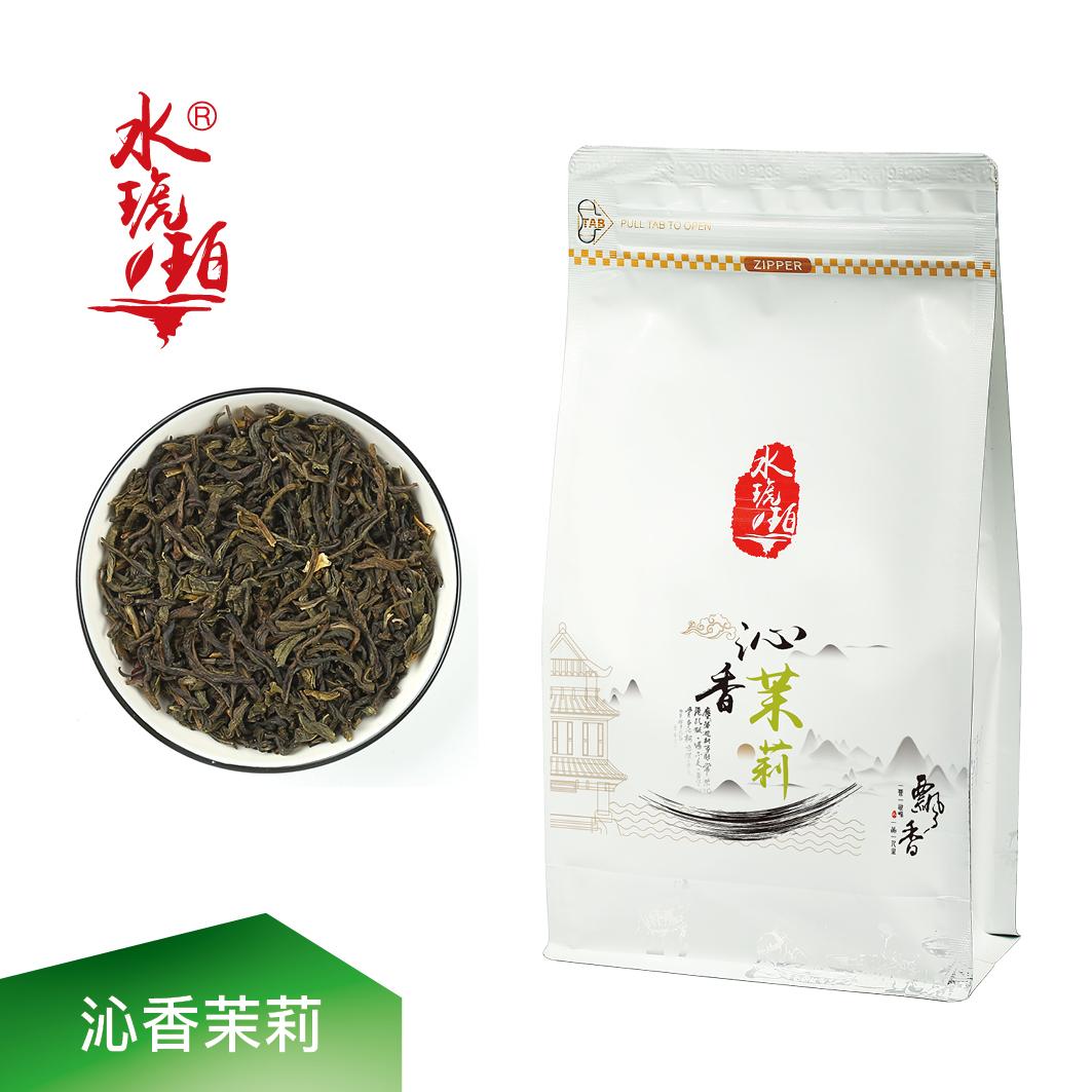 水琥珀·沁香茉莉·绿茶·500g·散装