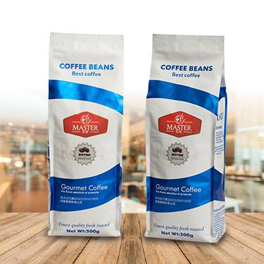 巨匠 经典系列 咖啡豆 熟豆500g 袋装