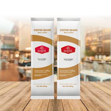 巨匠咖啡 精选系列 熟豆*500g 袋装