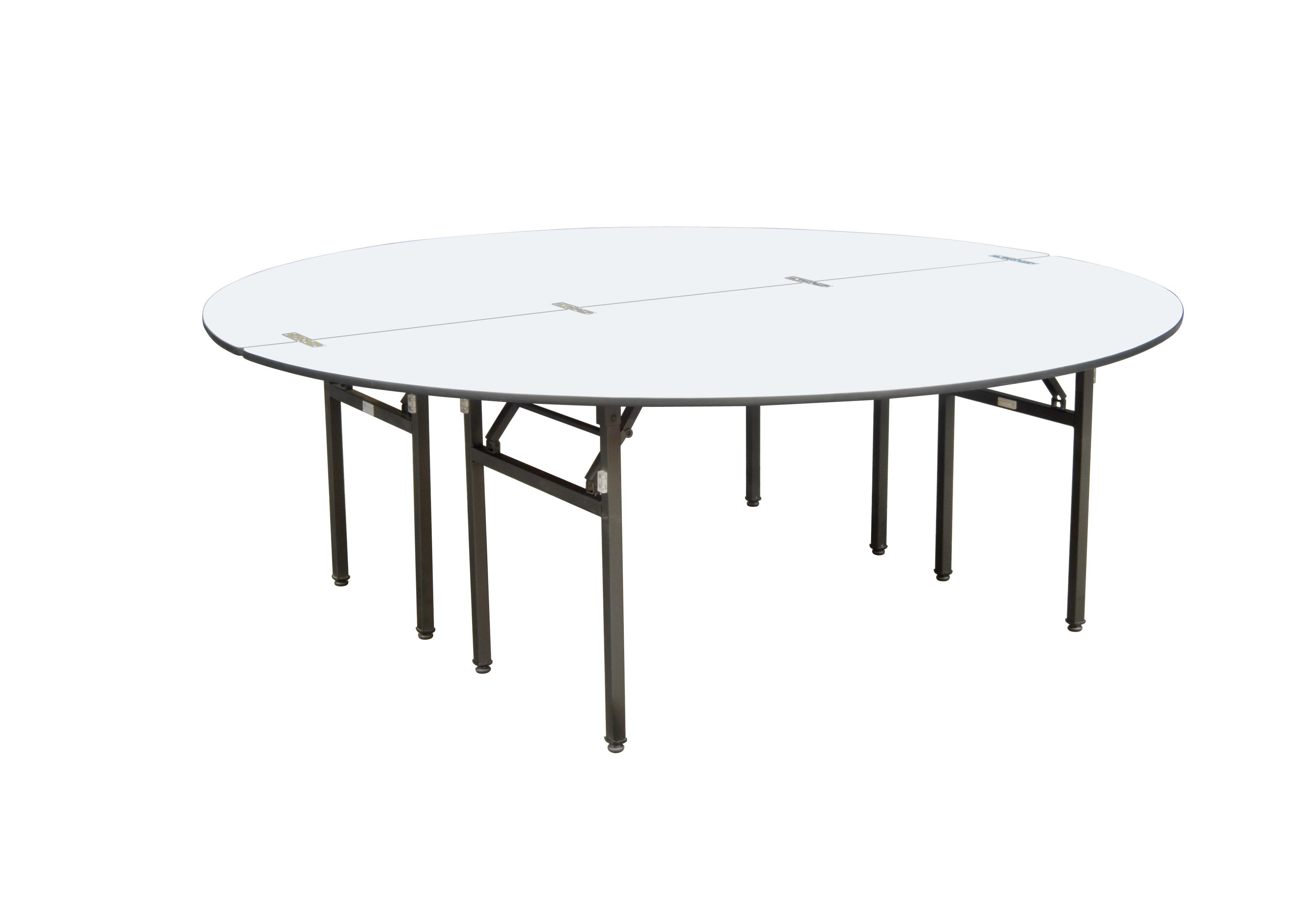 2米可折圆台