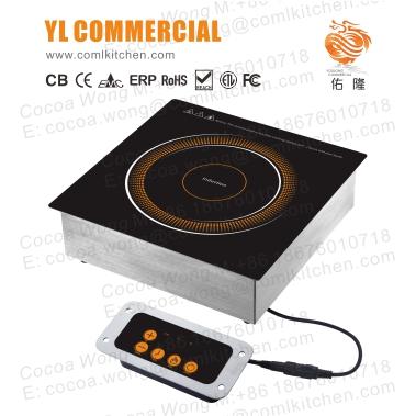 YLC佑隆商用C3501-ST2 嵌入式电磁炉自助餐保温炉