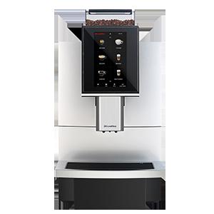 双系统自清洁高效奶咖机 甄选商用F12全自动咖啡机