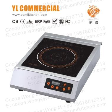 YLC佑隆商用电磁炉保温炉自助餐设备C3512-B