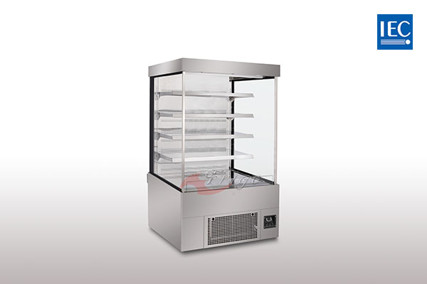 自助新款风幕柜带四层搁架 Self-Service New Open Chiller with Four Shelves (FGORA-1300LS)
