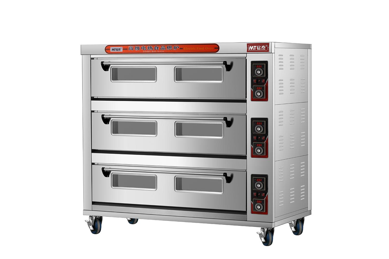 铭泰电热烘炉HTD-120三层十二盘