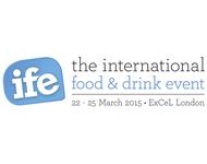 2015英国食品饮料展览会(IFE 2015)