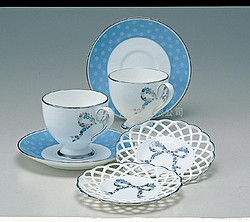 narumi双人咖啡杯碟