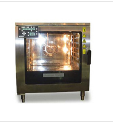 NEC611六盘万能蒸烤箱