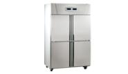 立式封闭门(玻璃门)商用冷藏柜/冷冻柜