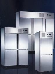 封闭门立式商用冷藏柜/冷冻柜