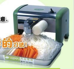 HNK-25C自动削皮、切丝机