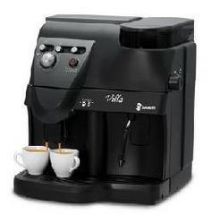 意大利喜客维拉全自动咖啡机(黑色)