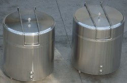 敞开式发酵罐
