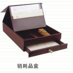 单抽屉消耗品盒