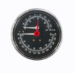 水高温计压表80